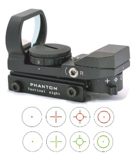 RED DOT PANORAMA MKII