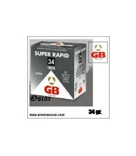 GB SUPER RAPID-34G
