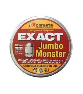 BALINES JSB-JUMBO EXACT MONSTER C/5.5 (200 UNIDADES)