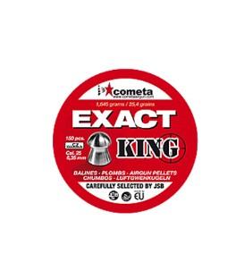 BALINES JSB EXACT KING C/6.35 (150 UNIDADES)