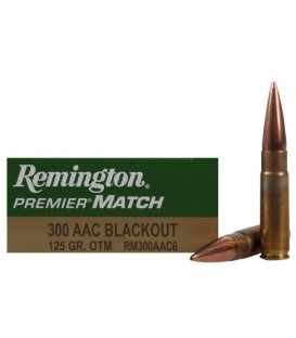 REMINGTON 300 AAC BLACKOUT 125 OTM