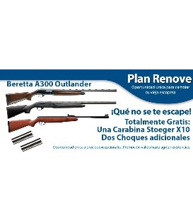 BERETTA A300 OUTLANDER SYNTHETIC C/12
