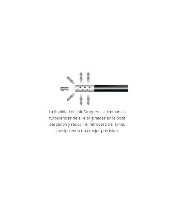CARABINA COMETA FUSION BLACK C/5,5