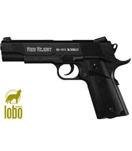 PISTOLA GAMO RED ALERT RD-1911 BLOWBACK C/4.5