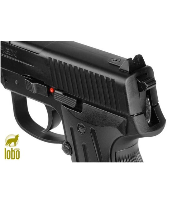 PISTOLA UMAREX CO2 HPP POWER C/4.5