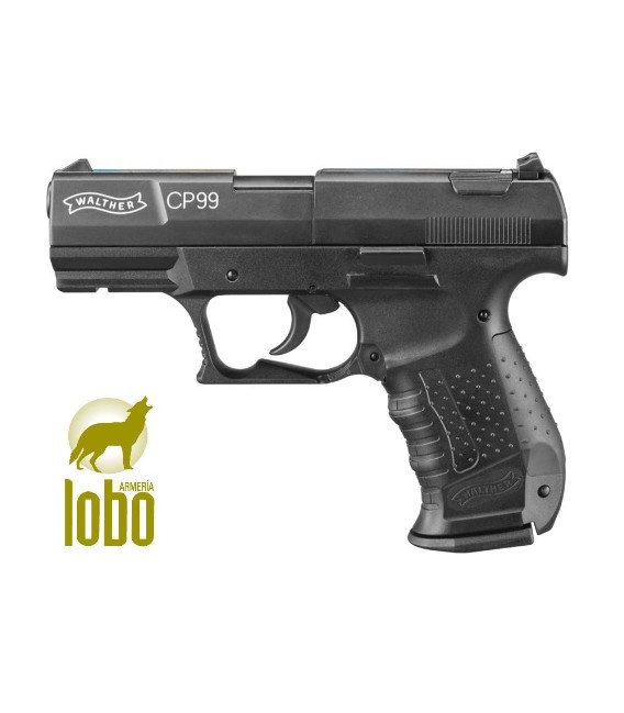 PISTOLA WALTHER CP99 C/4.5