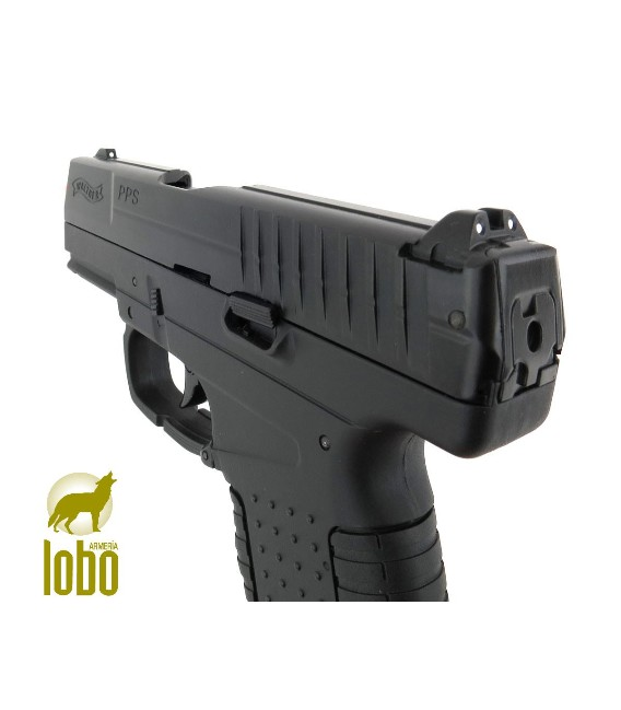 PISTOLA WALTHER PPS CO2 C/4.5