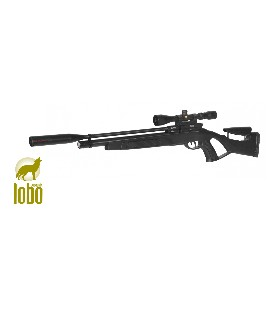 CARABINA GAMO COYOTE PCP BLACK WHISPER