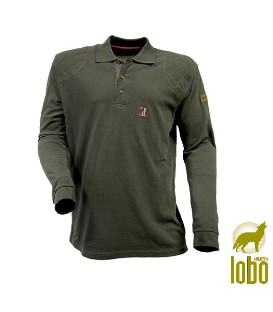 POLO TRESCO CHASSE MANCHES LONGUES
