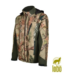 CHAQUETA TRESCO SOFTSHELL GHOST FORE