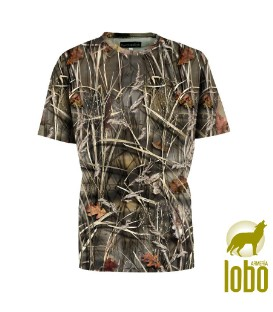 CAMISETA TRESCO M/C GHOST CAMO WET