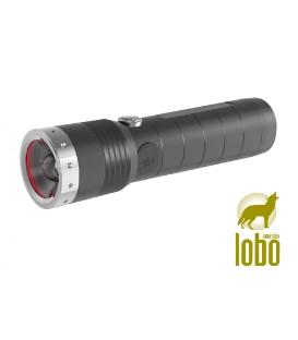 LINTERNA LED LENSER MT14 1000 LM RECARGABLE