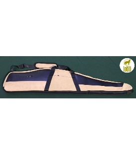 FUNDA RIFLE CON VISOR 125CM MARRON GHH-9125MF