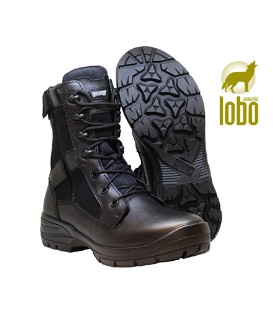 BOTA MAGNUM WOLF 8.0 DOUBLE SIDE ZIP BLACK