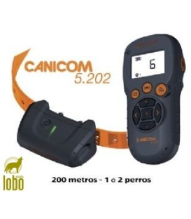 COLLAR ADIESTRAMIENTO CANICOM 5.202