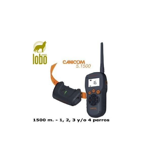 COLLAR ADIESTRAMIENTO CANICOM 5 MODELO 1500