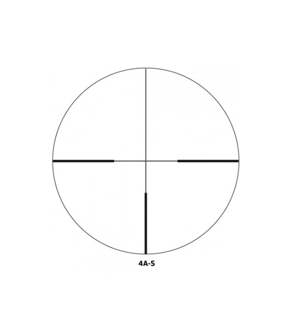 VISOR DELTA TITANIUM 1-6X24 IR RETICULA A4