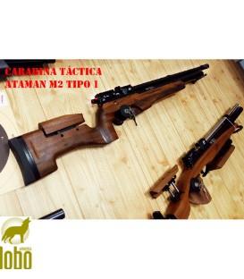 CARABINA PCP ATAMAN TACTICAL M2 TIPO 1