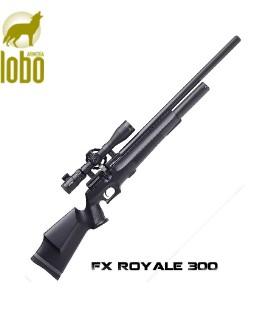 CARABINA PCP FX ROYALE 300