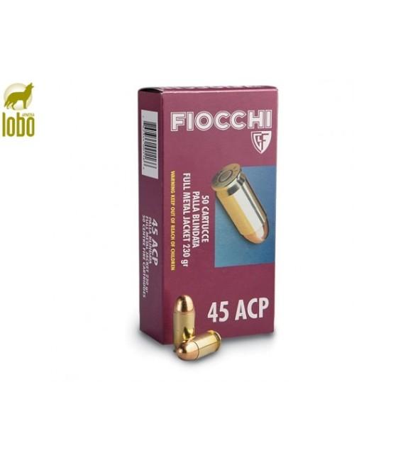 FIOCHI 45 ACP (CAJAS DE 50)