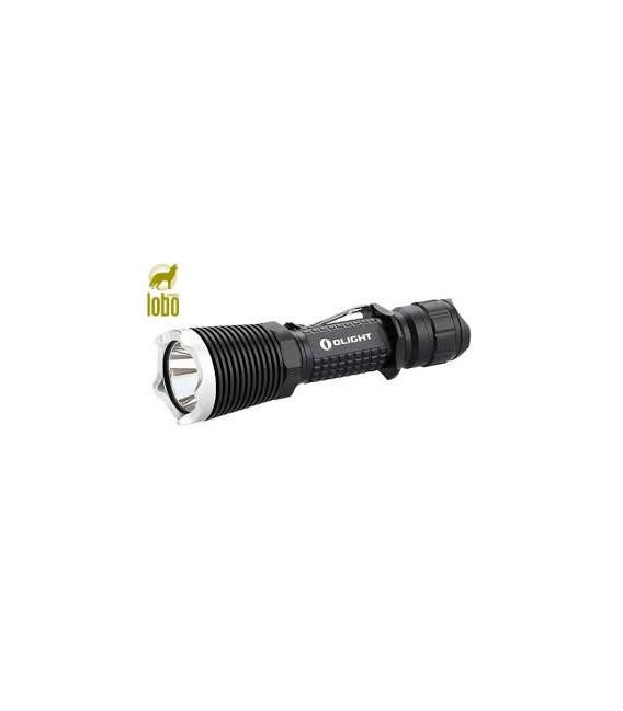 LINTERNA OLIGHT KIT DE CAZA M20SX-UT 820 LUM. KIT NO REC. 2XCR123 INCLUIDAS