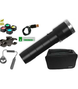 KIT DE CAZA LEDLENSER MT10 RECARGABLE