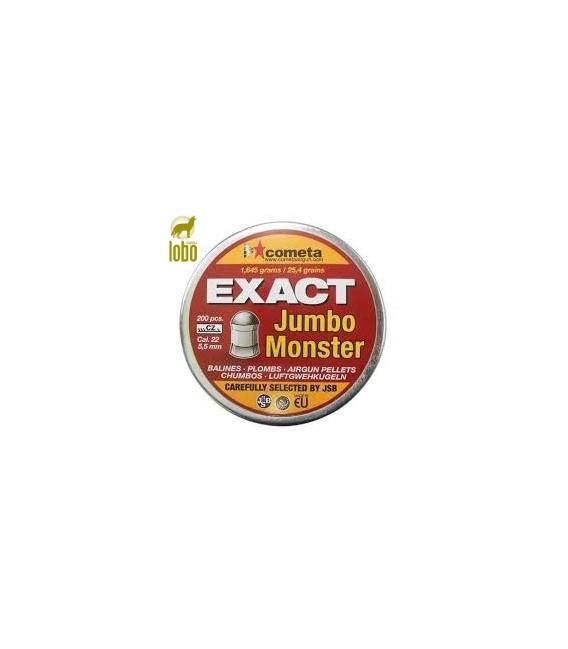 BALINES JSB-JUMBO EXACT MONSTER C/5.52 (200 UNIDADES)