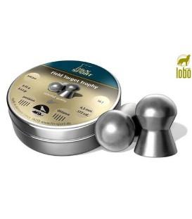 BALINES H&N FIELD TARGET TROPHY C/5.5 (CAJA DE 500)