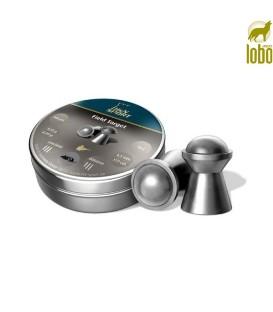 BALINES H&N FIELD &TARGET C/5.5 CAJA DE 200