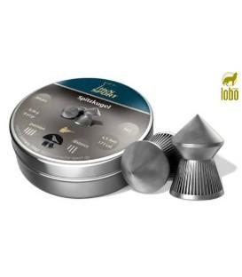 BALINES H&N SPITZ KUGEL C/5.5 CAJA DE 200
