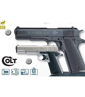 PISTOLA COLT - GOVERNMENT C/4.5