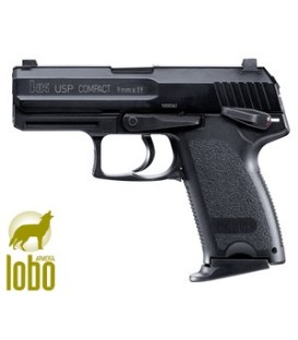 PISTOLA AIRSOFT HK USP COMPACT C/6MM