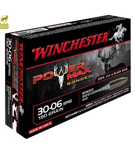 WINCHESTER 3006 POWER MAX 180 GR