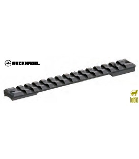 CARRIL RECKNAGEL PARA HAENEL JAGER 10 (ab Nr./to from no. JX-000921) ALUMINIO