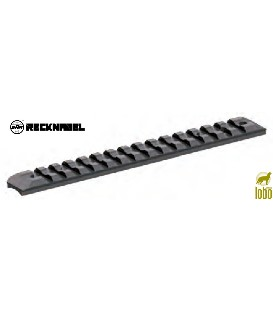 CARRIL RECKNAGEL PARA MERKEL SR1 BASIC ALUMINIO