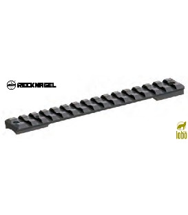 CARRIL RECKNAGEL PARA SAUER 100/101 ALUMINIO