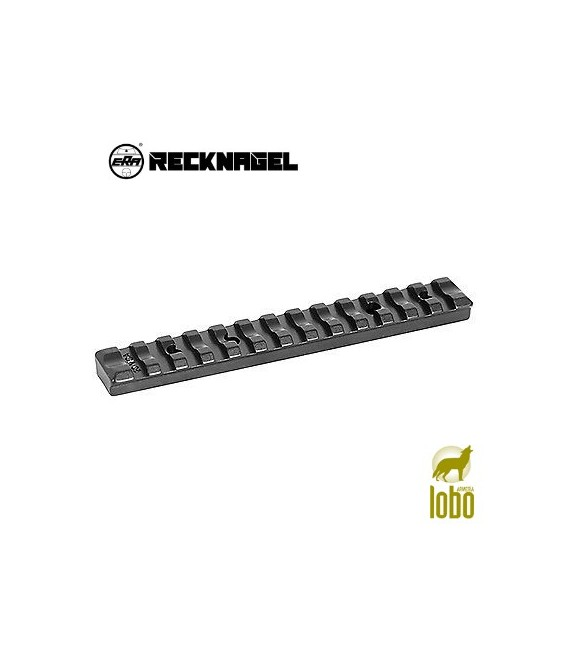 CARRIL RECKNAGEL PARA STEYR MANNLICHER SL (CLASSIC, PRO HUNTER, EXPORT, SM12, CLII) ALUMINIO