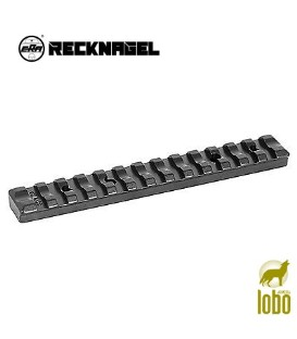 CARRIL RECKNAGEL PARA STEYR MANNLICHER SL (CLASSIC, PRO HUNTER, EXPORT, SM12, CLII) 20 MOA ALUMINIO