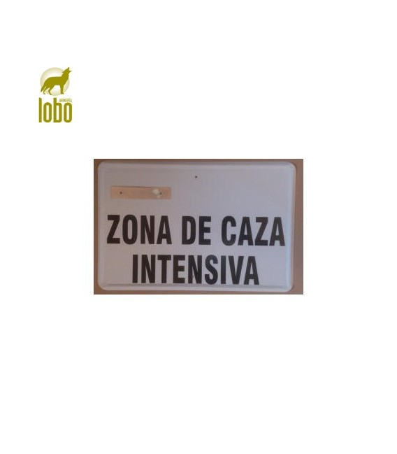 TABLILLA ZONA CAZA INTENSIVA