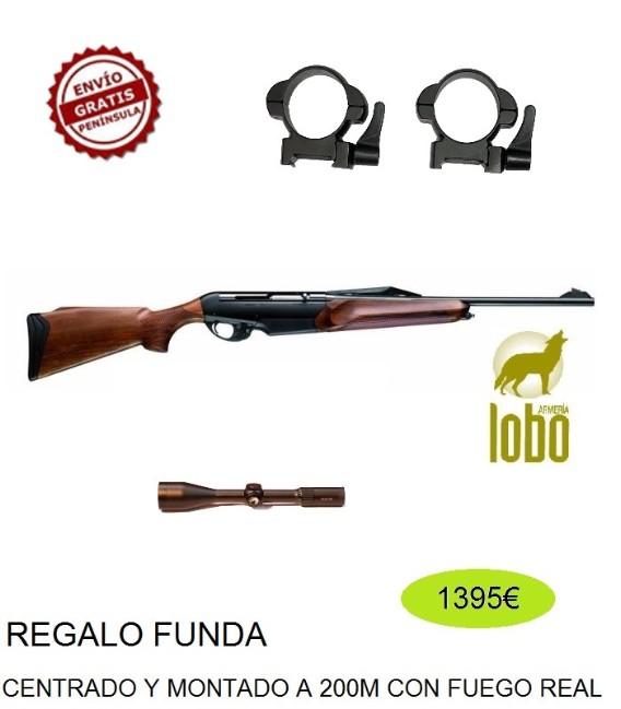 BENELLI ARGO E BASE C/3006-300 + MONTURA DESMONTABLE + VISOR AVISTAR 2.5-10X50 R.I.+FUNDA