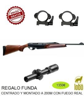 OFERTA RIFLE BENELLI ARGO C/300, 30-06+ VISOR 1-4X24 + MONTURAS DESMONTABLES + FUNDA