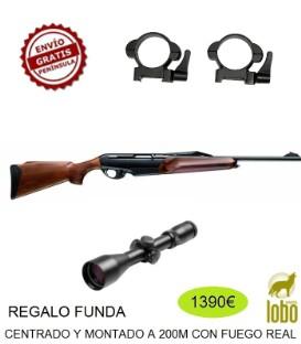 OFERTA RIFLE BENELLI ARCO C/300, 30-06+ VISOR 2,5-10X50+ MONTURAS DESMONTABLES + FUNDA
