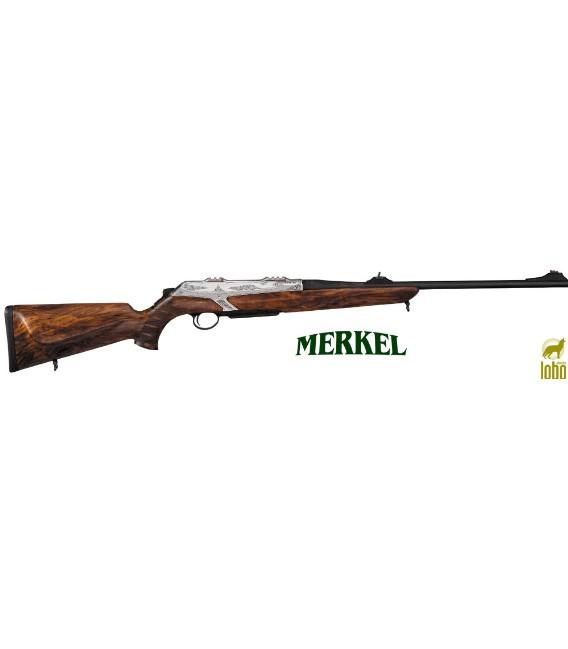 MERKEL RX HELIX MADERA TIPO 4 (CALIBRES STANDAR Y MAGNUM)
