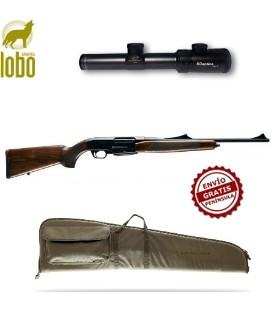 RIFLE BERGARA B15+ VISOR DDSIGHT 1-6X24 GEN III+ RAIL TIPO WEAVER+ FUNDA RIFLE BERGARA