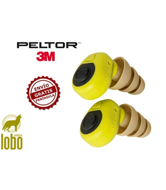 PROTECTOR AUDITIVO 3M PELTOR LEP-100