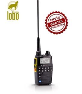 EMISORA PROFESIONAL DUAL BAND VHF/UHF
