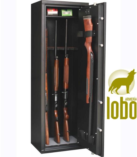 ARMERO INFAC MKP10 PARA 10 ARMAS CON VISOR NUEVA HOMOLOGACION 1143/1:2012