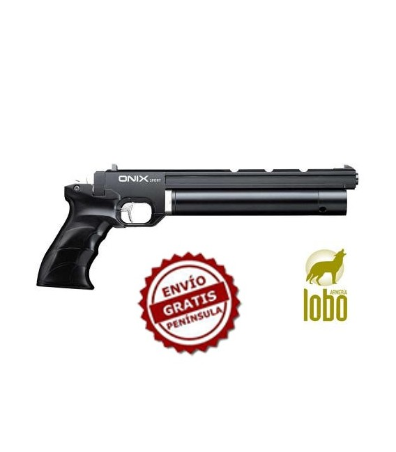 PISTOLA PCP ONIX SPORT- ALZA REGULABLE