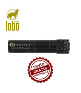 POLICHOK BRILEY EXTENDED PORTED OPTIMA CHOKE HP BLACK, VALIDO PARA BERETTA A400
