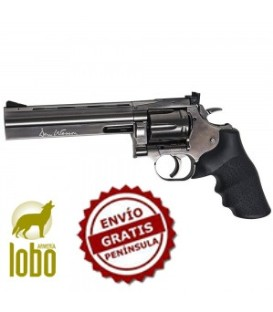 "REVOLVER DAN WESSON 6"" STEEL GREY CAL/4,5"